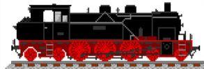 Dampflokomotive BR78